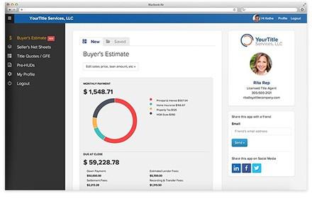 Title Insurance Web App